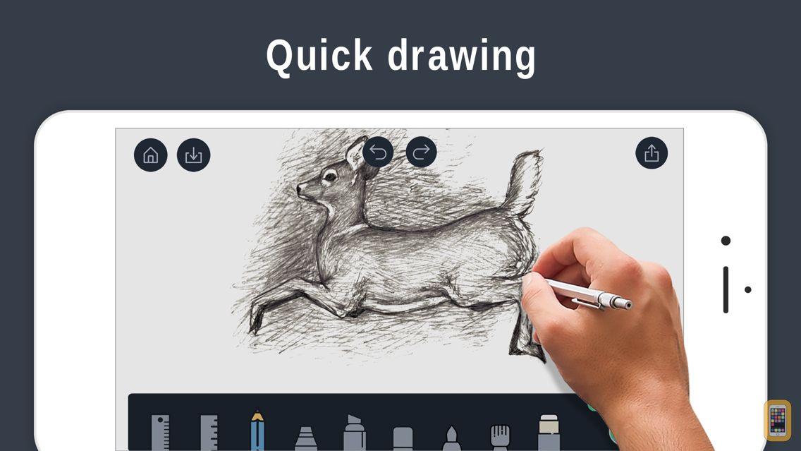 Screenshot - Drawing Pad & Doodle Paint Art