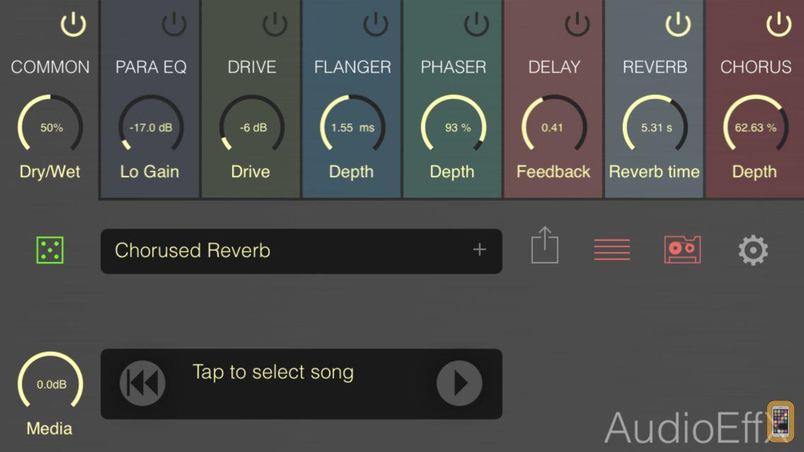 Screenshot - AudioEffX