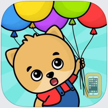 Preschool games for toddler 2+ by Bimi Boo Kids Learning Games for Toddlers FZ LLC (Universal)