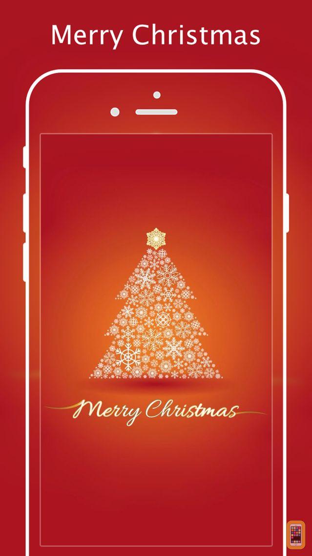 Screenshot - Christmas Wallpapers !!