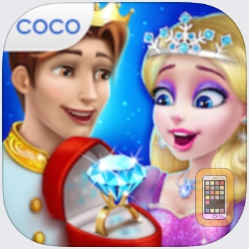 Ice Princess Royal Wedding Day by Coco Play (Universal)
