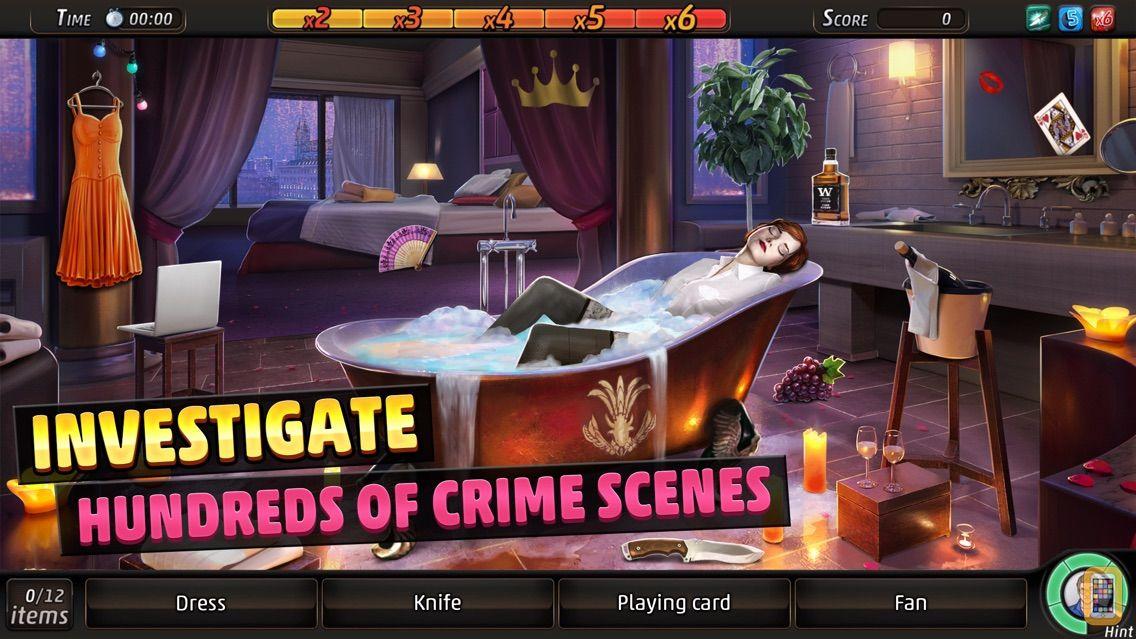 Screenshot - Criminal Case: Save the World!