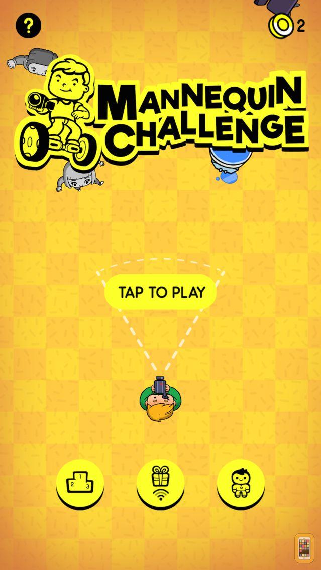 Screenshot - Mannequin Challenge