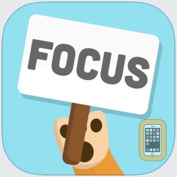 Donut Dog: Feed your focus! by Fancy Ventures UG (haftungsbeschraenkt) (Universal)
