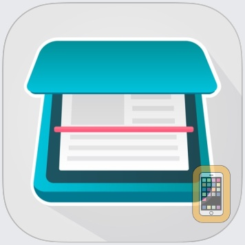 Easy Scanner PDF Document Scan by Must Have Apps (iPhone)