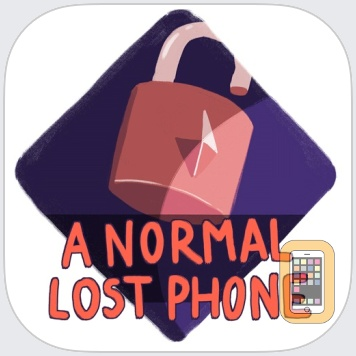 A Normal Lost Phone by Plug In Digital (Universal)