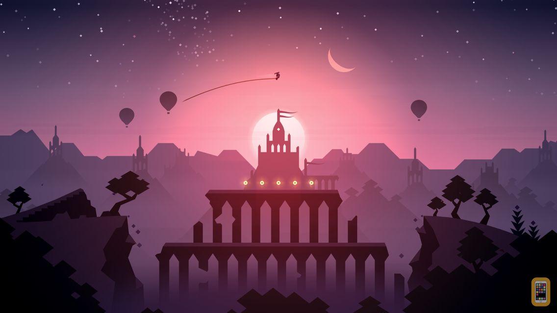 Screenshot - Alto's Odyssey