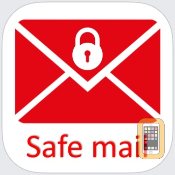 Secure Mail for Gmail: safe email with TouchID Pro by Sagofun Group (Universal)