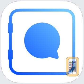 Text Burner - Texting App by Appsverse Inc. (Universal)