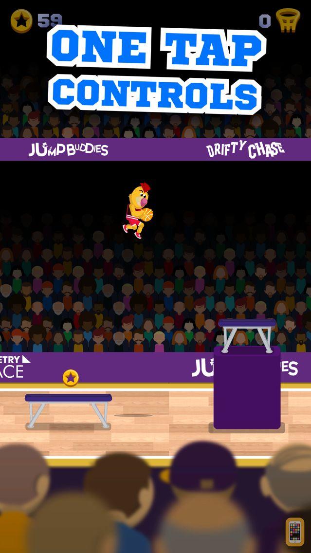 Screenshot - Mascot Dunks