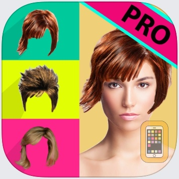 Woman Hairstyle Try On - PRO by Jose Bello (Universal)