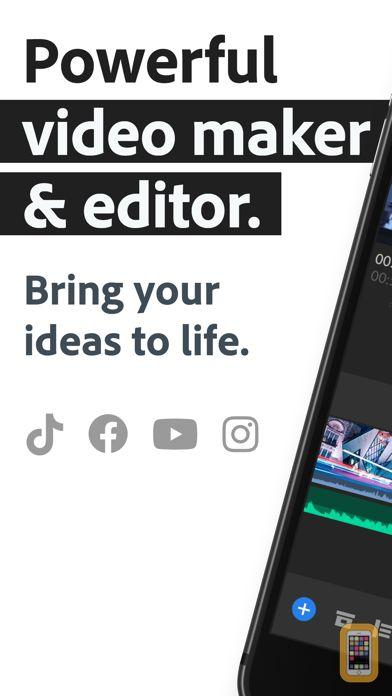 Screenshot - Adobe Premiere Rush for Video