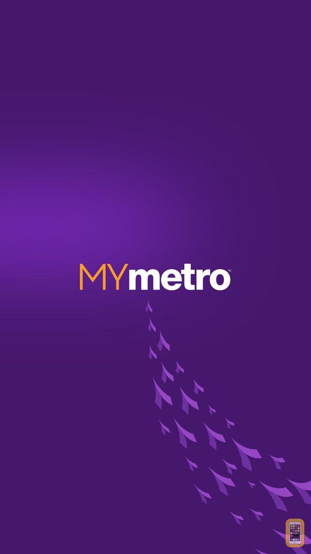 Screenshot - MyMetro
