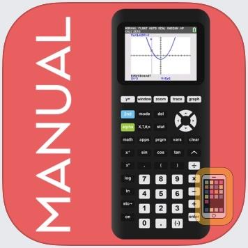 TI-84 CE Calculator Manual by Graphing Calculator Apps UG (haftungsbeschrankt) (Universal)