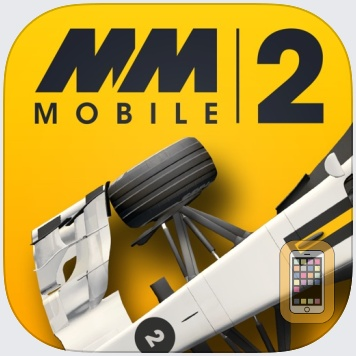 Motorsport Manager Mobile 2 by Playsport Games Ltd (Universal)