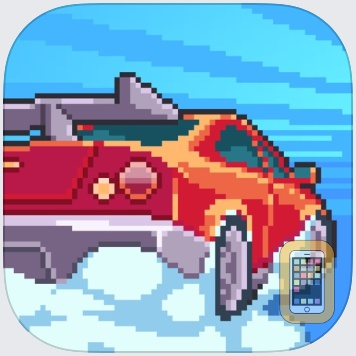 Pixel Drifters by Appsolute Games LLC (Universal)