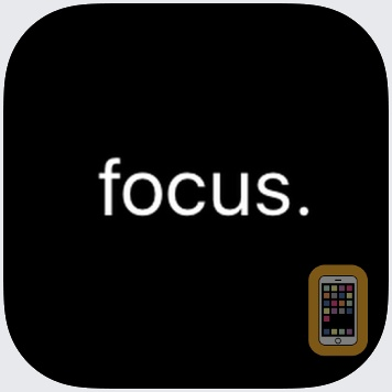 Let me Focus by Pawel Urbanek (iPhone)
