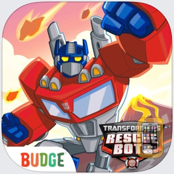 Transformers Rescue Bots: Dash by Budge Studios (Universal)