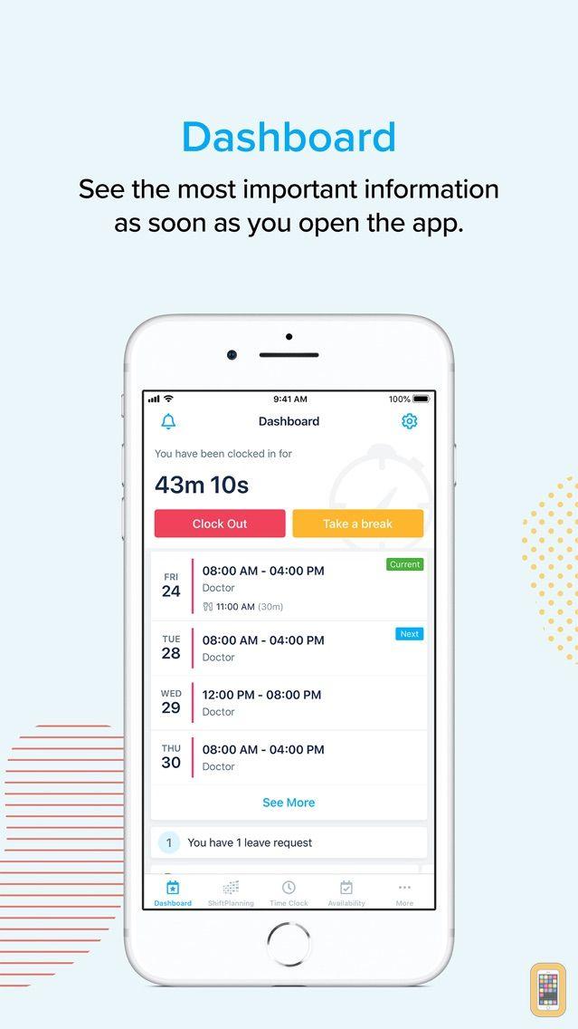 Screenshot - Humanity - Employee Scheduling