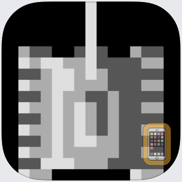 8-bit Console Tank by Waterpower Technology (iPhone)