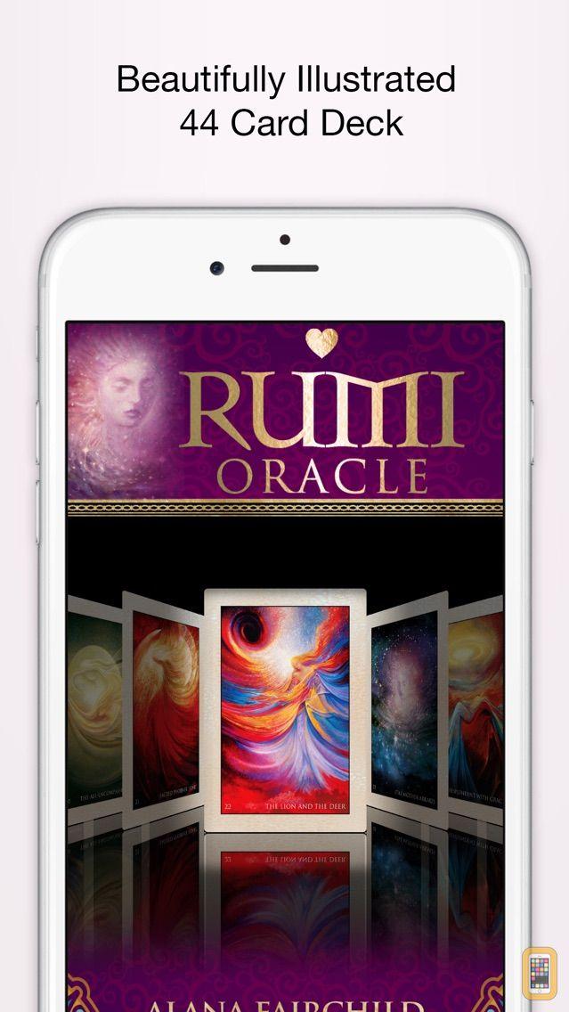 Screenshot - Rumi Oracle - Alana Fairchild