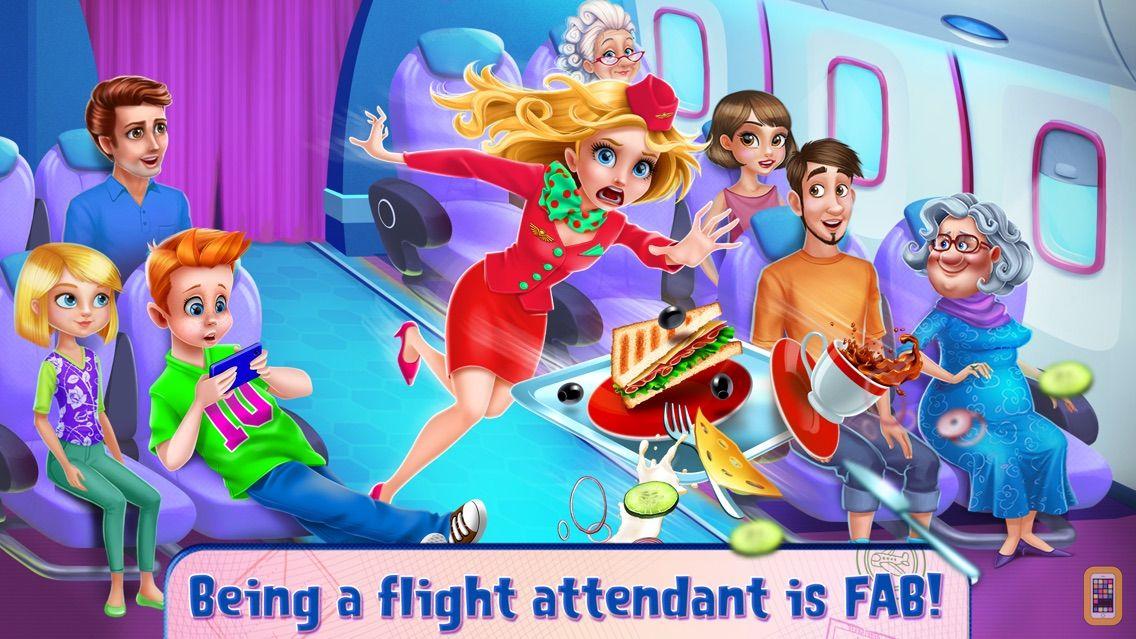 Screenshot - Sky Girls: Flight Attendants
