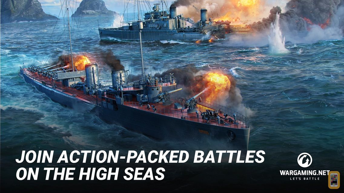 Screenshot - World of Warships Blitz