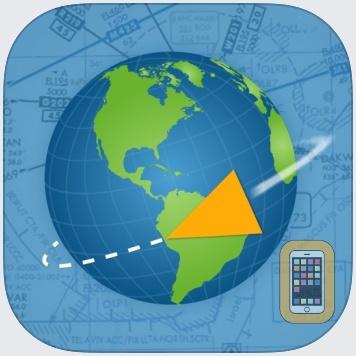 Aero App by National Geospatial-Intelligence Agency (iPad)