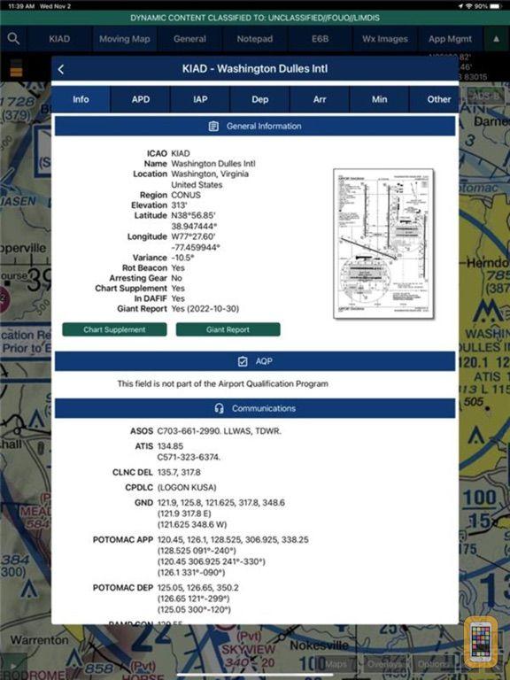 Screenshot - Aero App