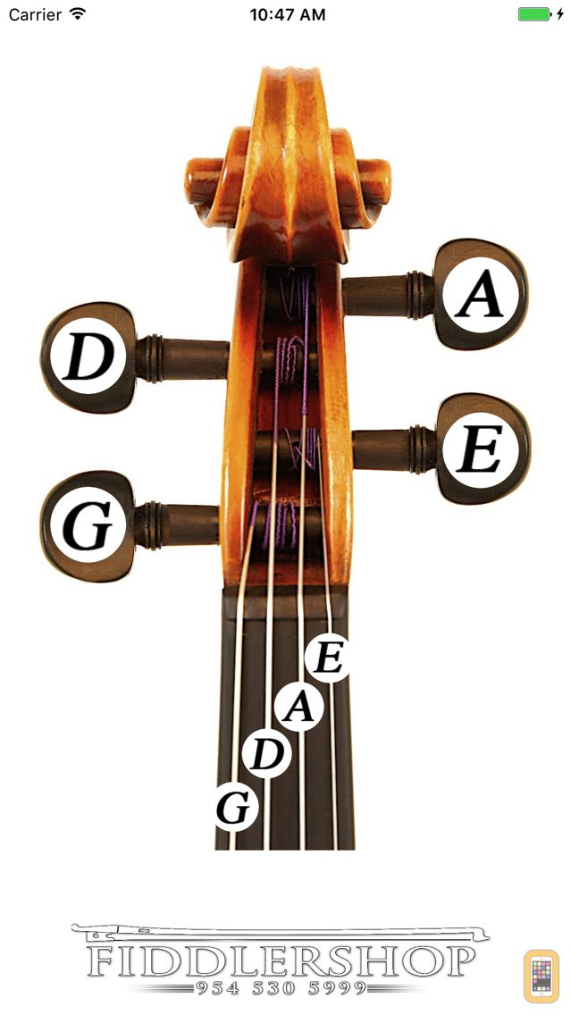 Violin Tuning Guide for iPhone & iPad - App Info & Stats