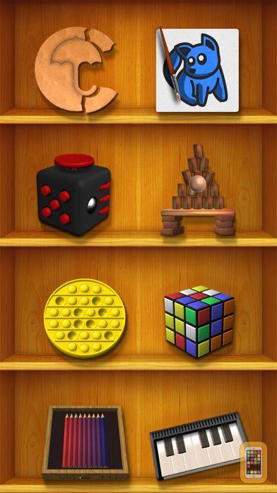 Screenshot - Antistress - Relaxing games