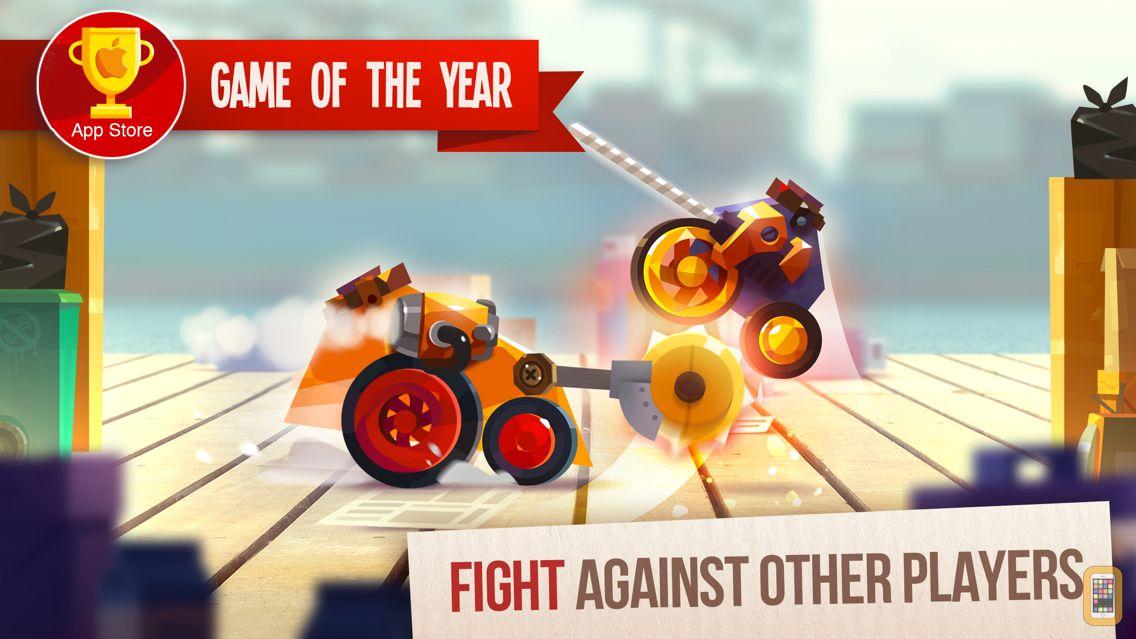 Screenshot - CATS: Crash Arena Turbo Stars