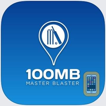 100MB Cricket by JetSynthesys Pvt Ltd (iPhone)