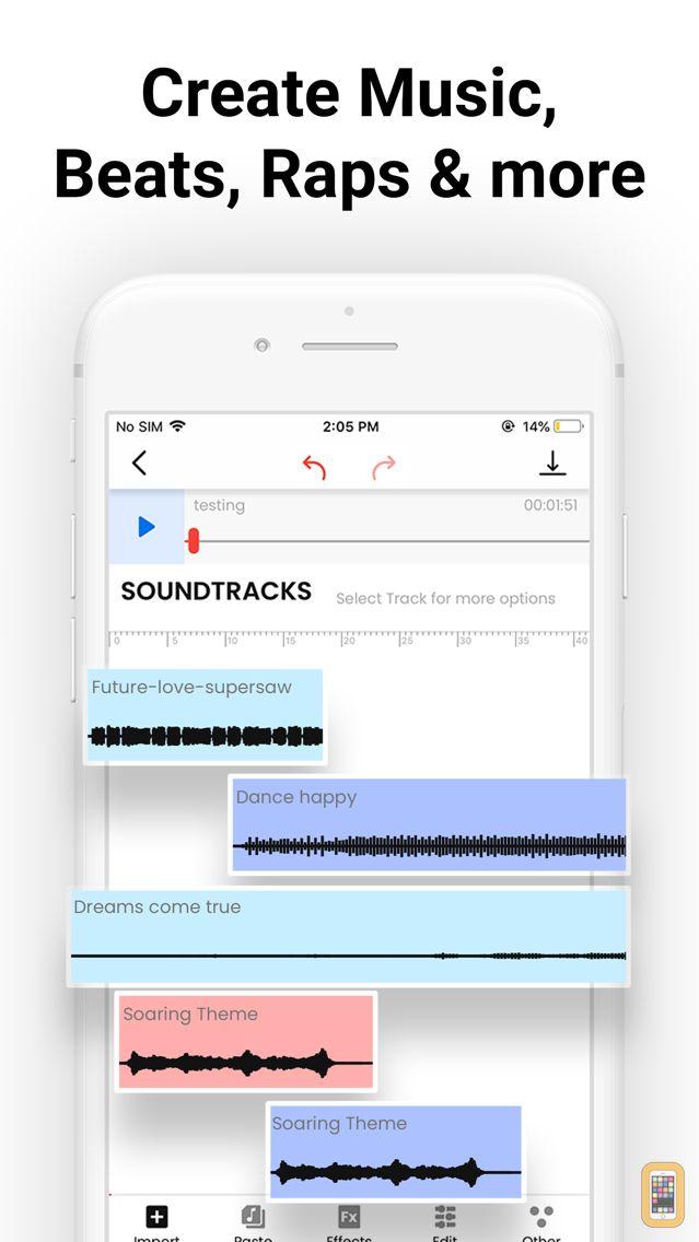 Screenshot - Music Editor: Beat Song Maker