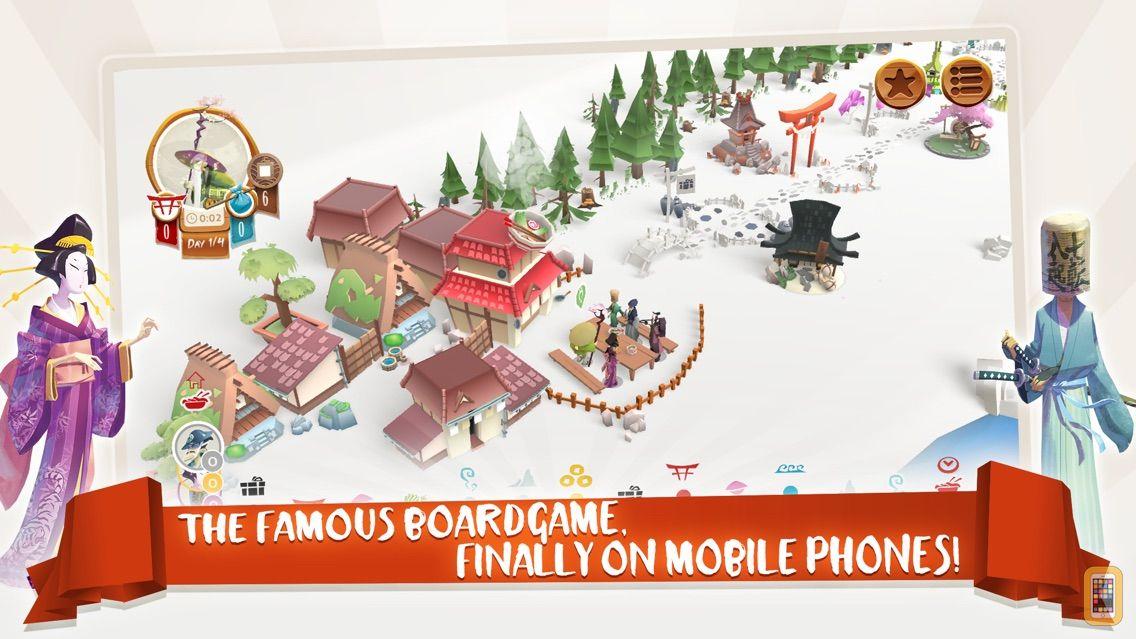 Screenshot - Tokaido™