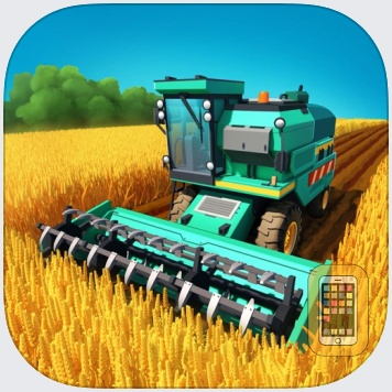 Big Farm: Mobile Harvest by Goodgame Studios (Universal)