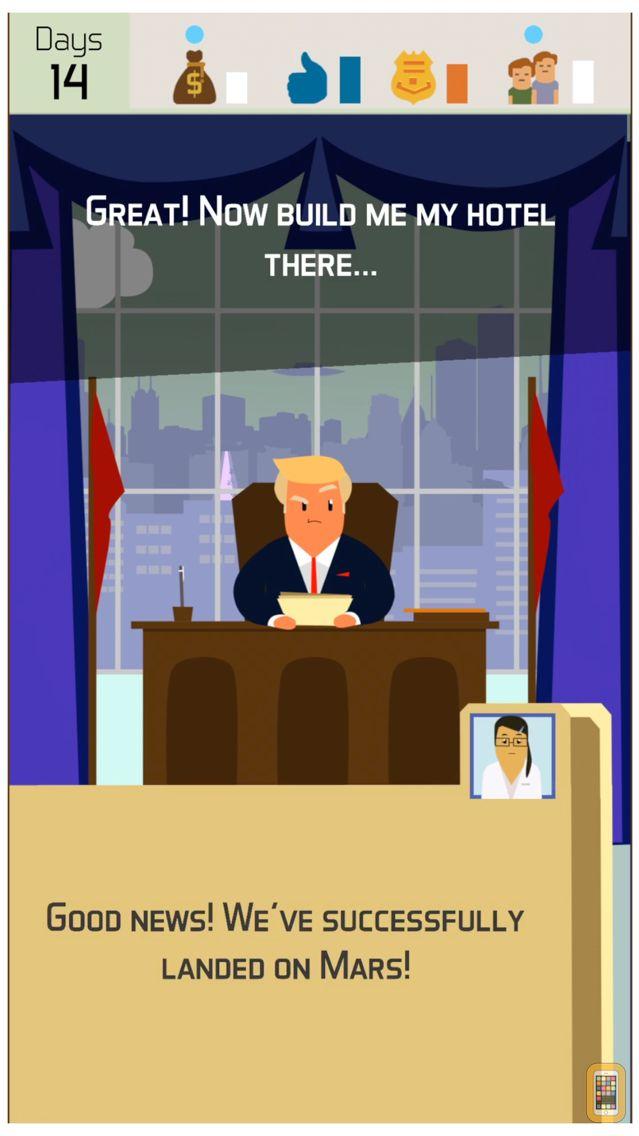 Screenshot - I Am President!
