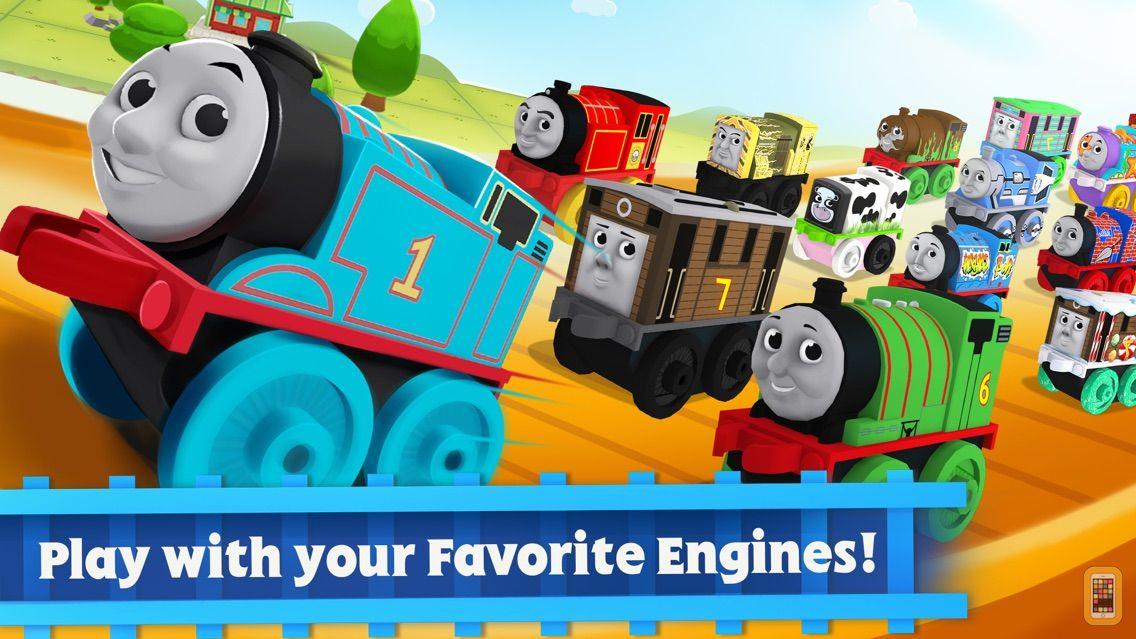 Screenshot - Thomas & Friends Minis