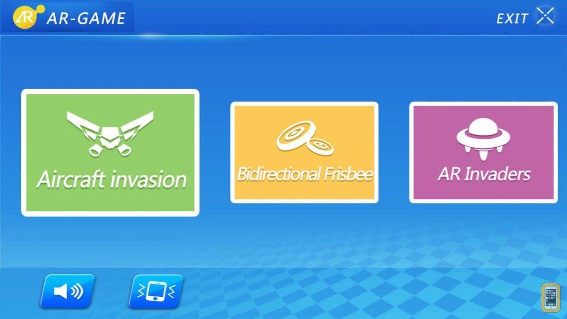 Screenshot - AR-Game