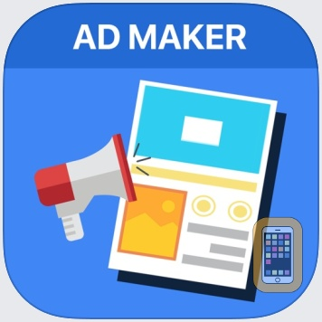 Ad Maker for Ads & Banners by MULTI MOBILE Ltd (Universal)