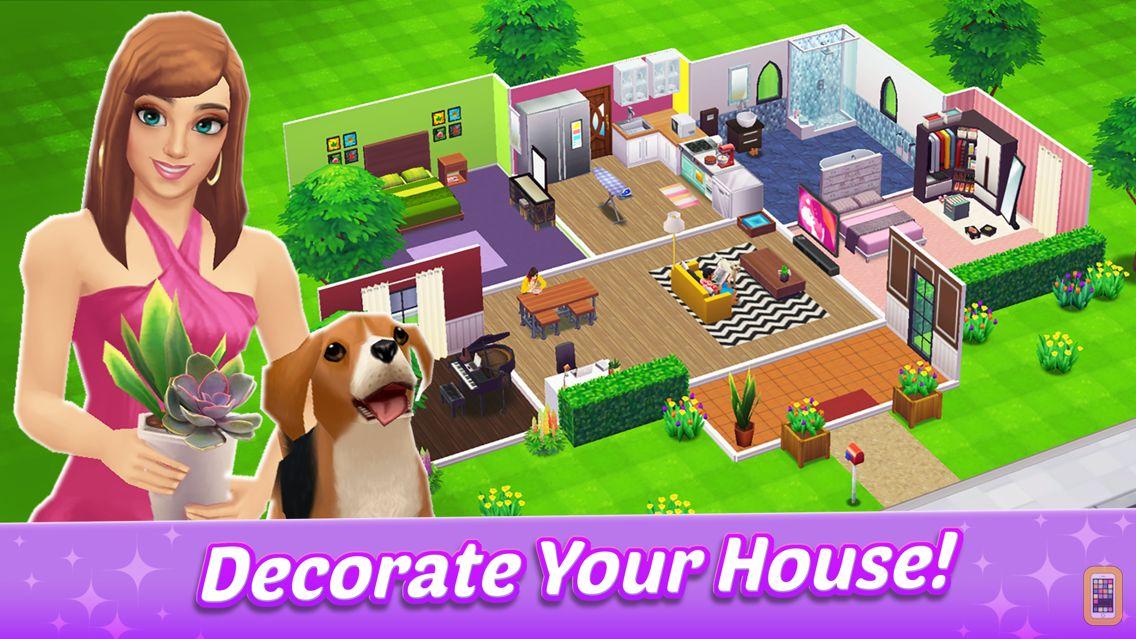 Screenshot - Home Street: Dream House Sim