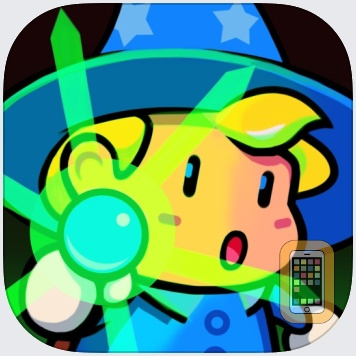 Drop Wizard Tower by Nitrome (Universal)