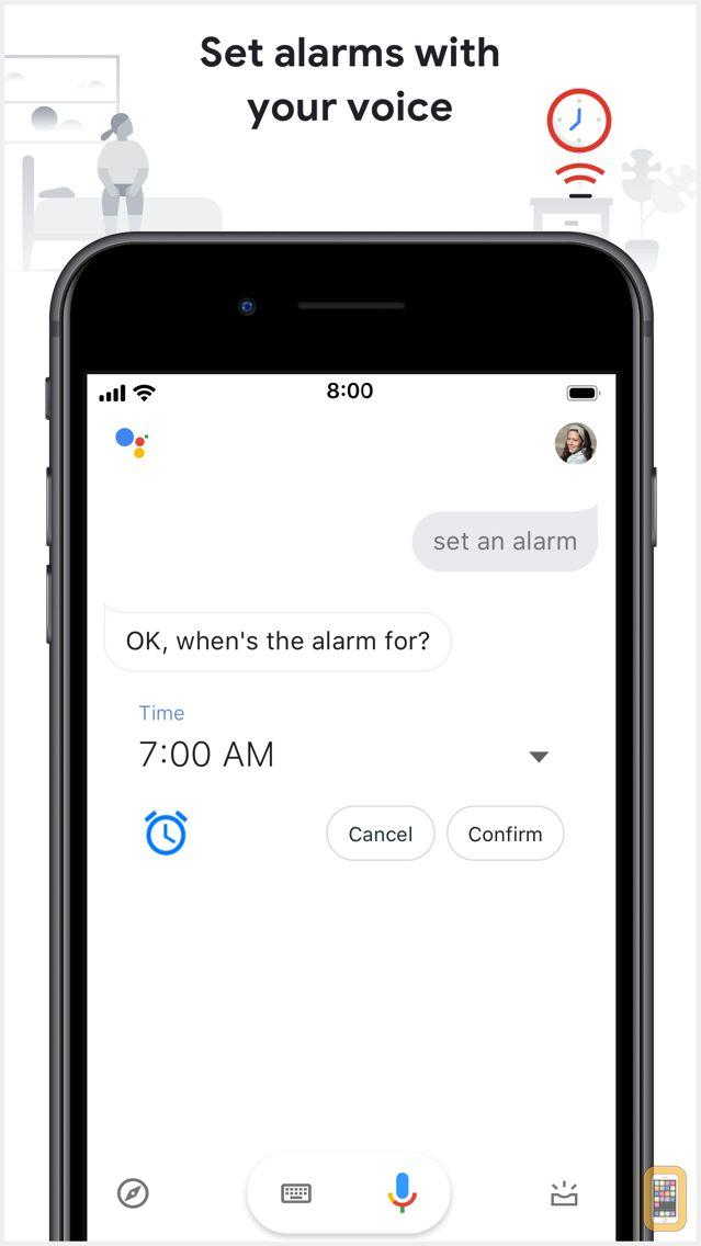 Screenshot - Google Assistant