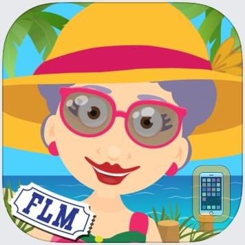 Grandma's Beach Fun by Fairlady Media (Universal)