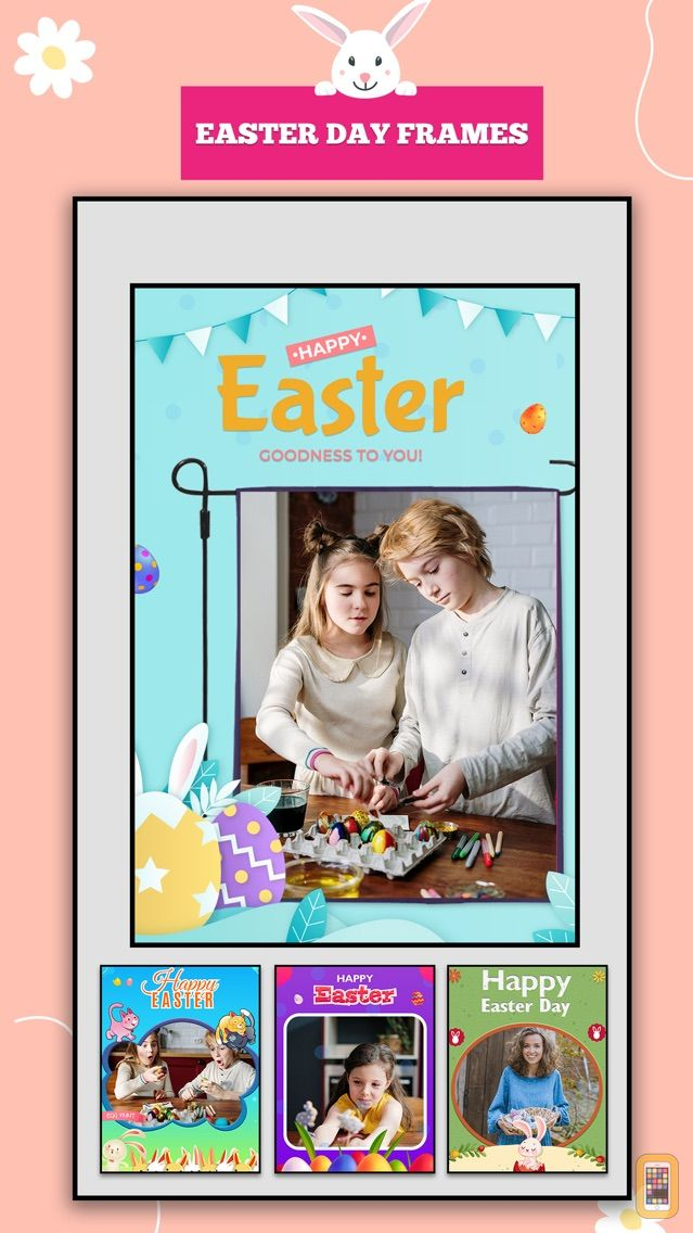 Best Easter Photo frames app and Easter images for iPhone & iPad ...