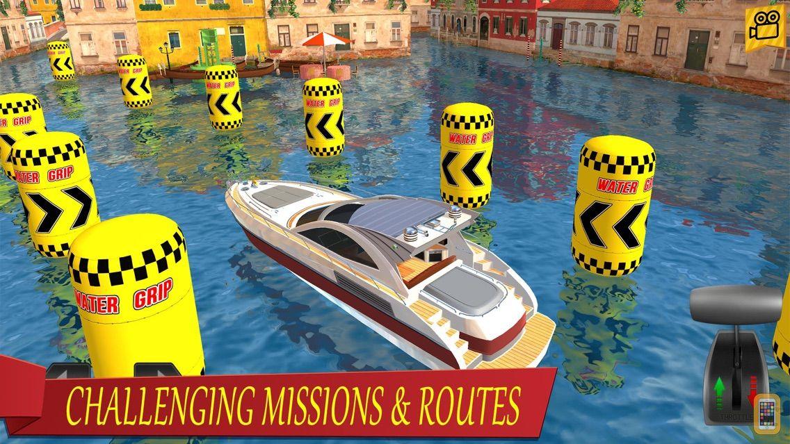 Screenshot - Venice Boats: Water Taxi