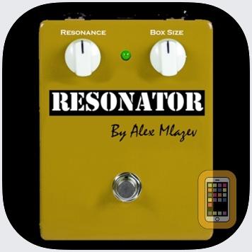 Resonator Audio Unit by Aleksandar Mlazev (Universal)