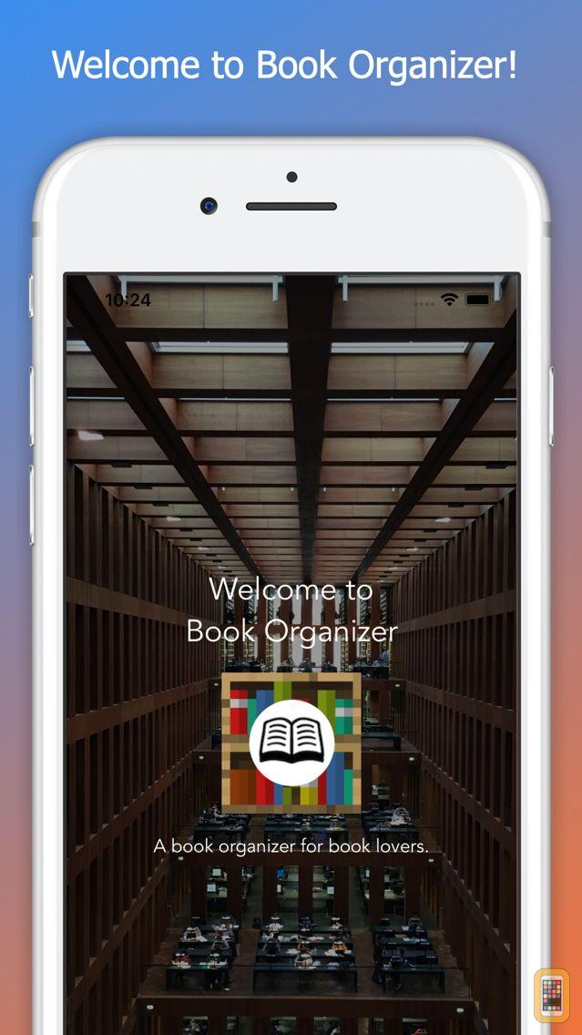 Screenshot - Book Organizer (Full Version)