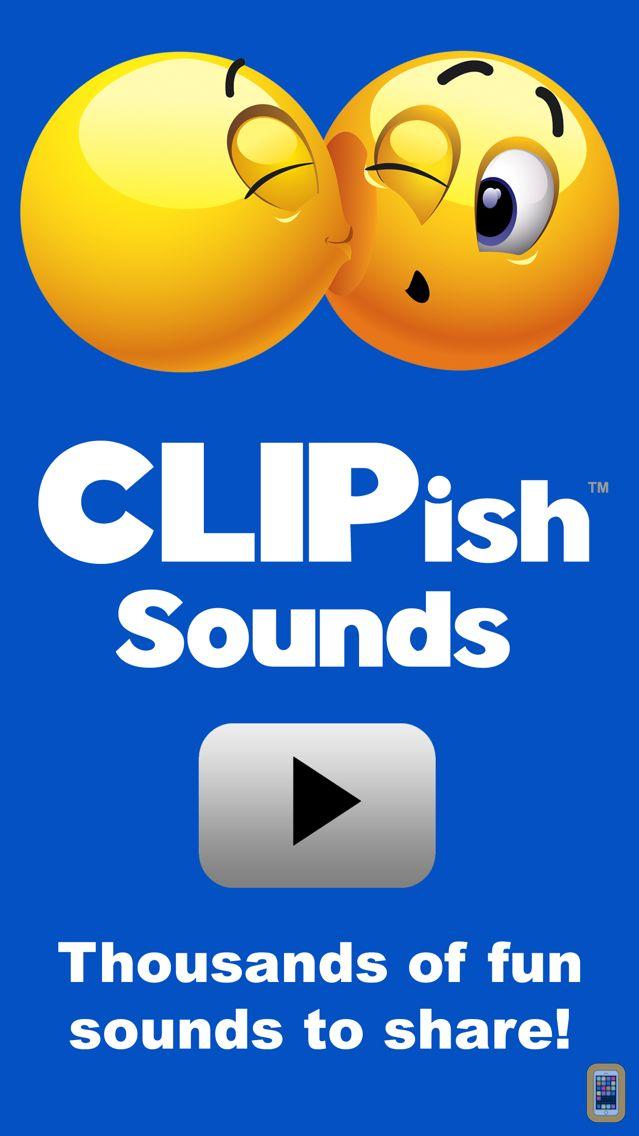 Screenshot - CLIPish Sounds