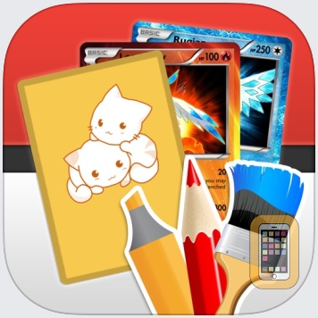 Card Maker Creator for Pokemon by PA Mobile (Universal)
